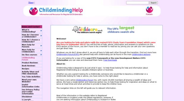 cypop5 task3 confidentiality in childminding