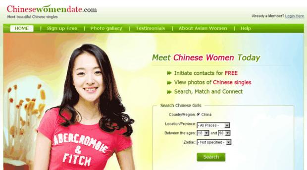 Chinese matchmaking websites