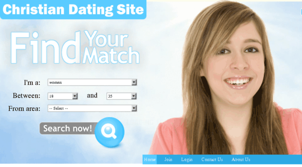Christian dating site in america