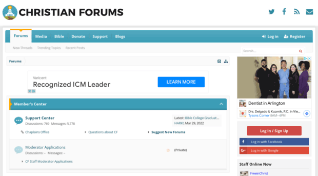 christianforums.com