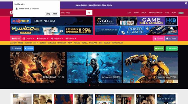 Nonton Film Bioskop Online, Gratis, Subtitle Indonesia