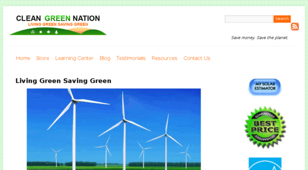 clean and green nation Essays - largest database of quality sample essays and research papers on clean and green nation.