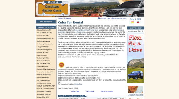 Cochecubacars Com Cochecubacars Rent A Car In Coche Cuba Cars