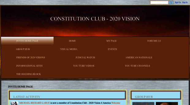 club constiution