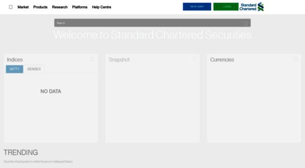 Standardchartered retirement portal online login