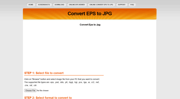 Eps to jpg online