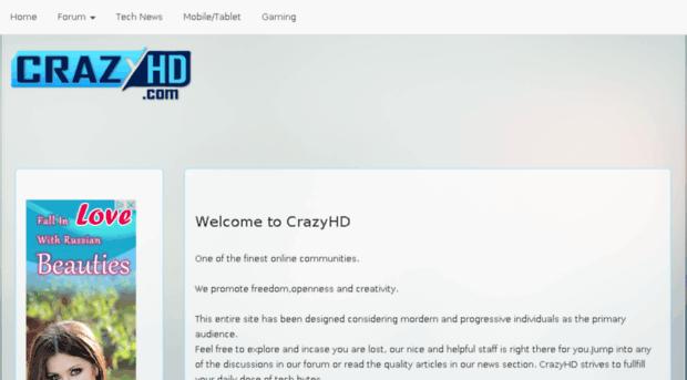 Crazyhd