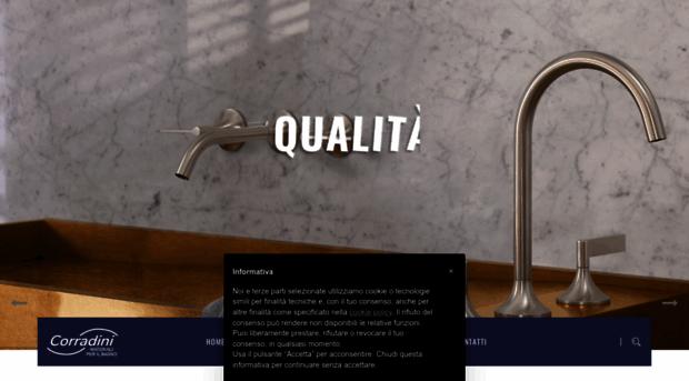 corradiniarredobagno.it - arredamento bagno padova:corra ... - Corradini Arredo Bagno Padova