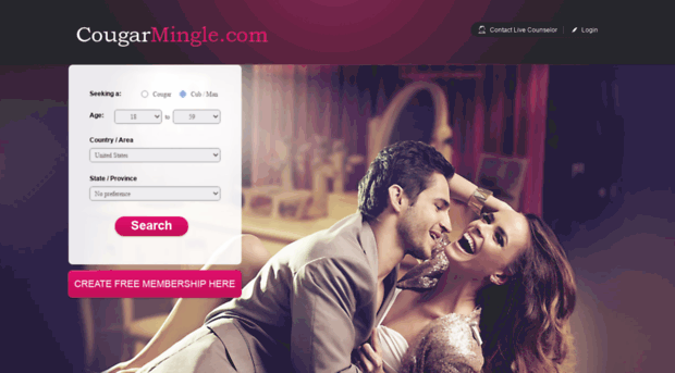 Best cougar dating website free