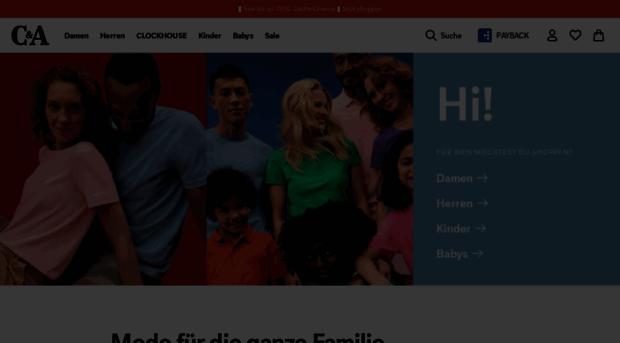 C&a online shopping herren. ⛔ Celsius. 2019 09 14