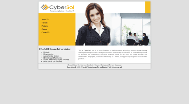 CyberSol Technologies careers 2016