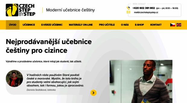 new czech step by step workbook pdf