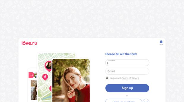 Как зарегистрироваться на сайте знакомств дарлинг