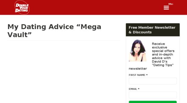 Double your dating ebook david dangelo magician