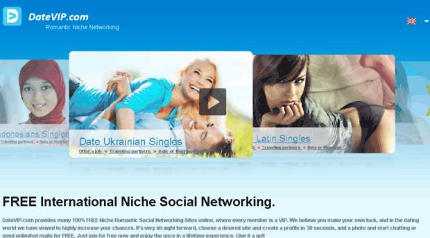 International dating site 100 free