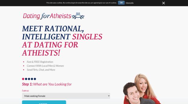 Atheist matchmaking sites