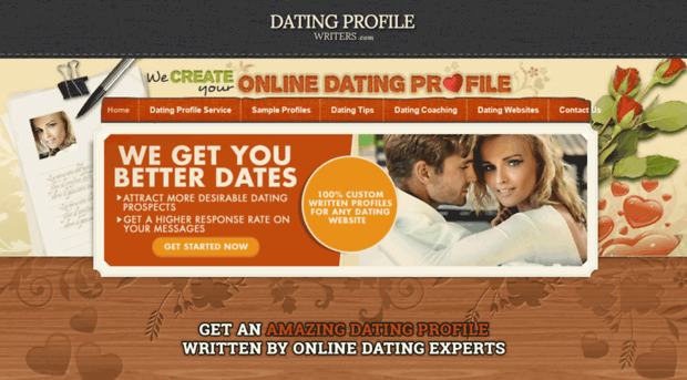 Professional online dating profile writing service uk