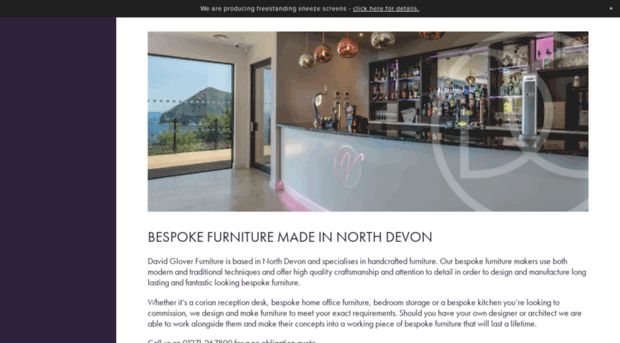 davidgloverfurniture.co.uk