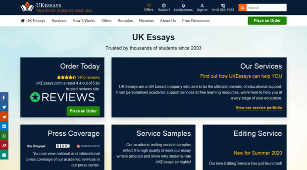 degrees courses about essay