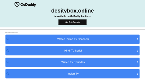 Desitvbox Tv