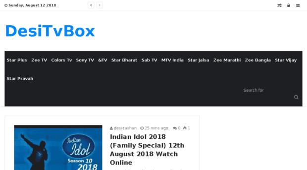 desitvbox us DesiTVBox - Desi Tashan DesiTVBox