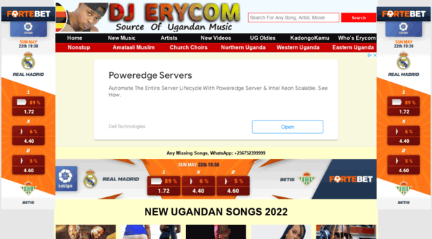 djerycom com - Download Ugandan Music 2019 |     - DJ Erycom