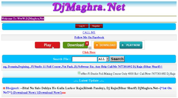 djmaghra net - WwW DjMaghra In™↔Dj Raju Raj(B    - Dj Maghra