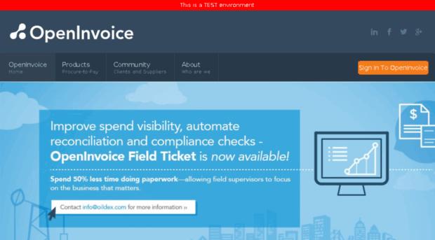 Docptestopeninvoicecom OpenInvoice Docptest Open Invoice - Open invoice oildex