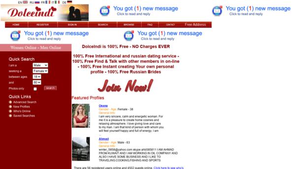 Russian international dating sites