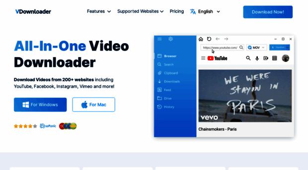 downloader9 com - VDownloader | Free YouTube Dow
