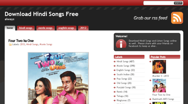 hindi song download free mp3 old