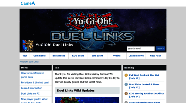 Yugioh Duel Links Data Transfer Not Working