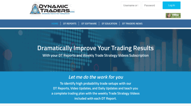 dynamictraders.com - Dynamic Traders | Home of DT7