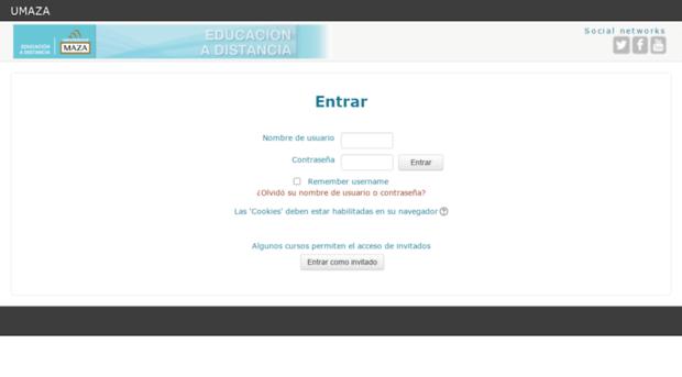 Websites neighbouring Online.umaza.edu.ar