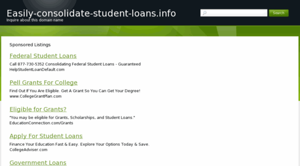easily-consolidate-student-loans.info