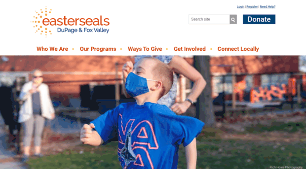 Images of Easter Seals Daycare - The Miracle of Easter