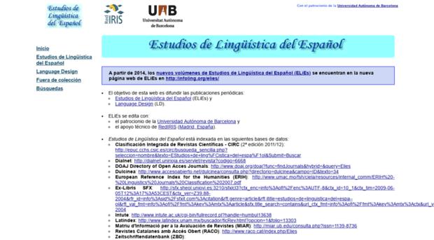 Websites neighbouring Tierra.rediris.es   title   sunsite rediris