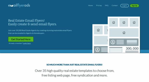 emailflyerads.com - Real Estate Email Flyers - Ema... - Email Flyerads