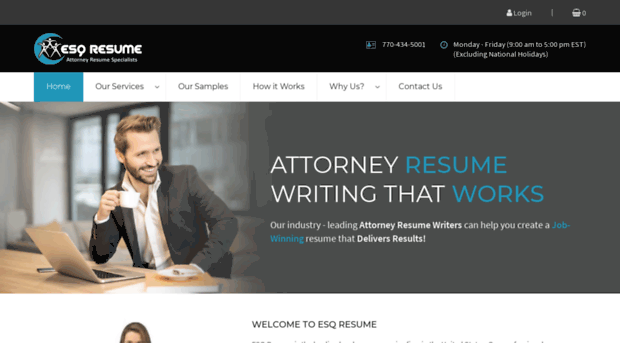 attorney resume writing service reviews