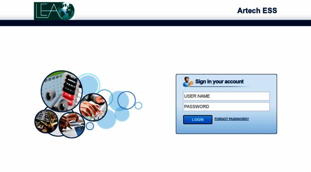 ess lasaindia com - Employee Self Service Portal - Ess Lasaindia