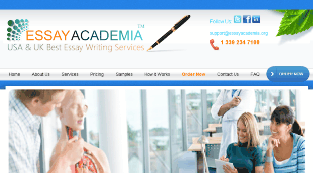 essayacademia review
