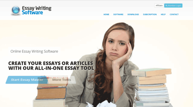 essay help software Once you use essayoneday for your paper t is important to mention that cheap essay writing help has always been something modern students were looking for and.