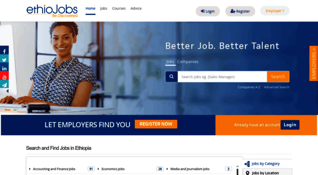 Accounting Jobs in Ethiopia 2018 Ethiojobs Jobs in  » unecaloph ga