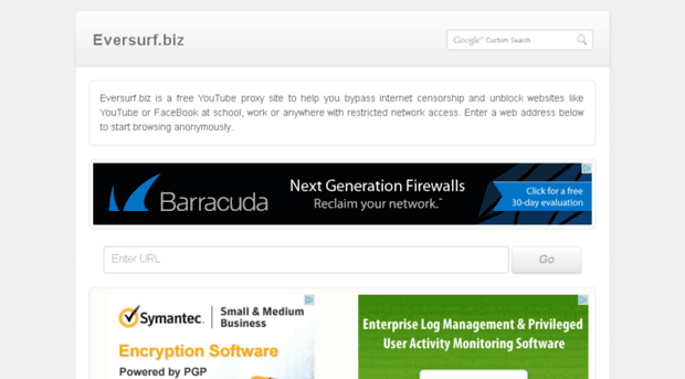 eversurf biz - Anonymous Proxy Site - Unblock    - Eversurf