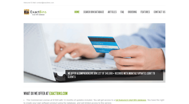 CARD BIN CHECKER - Credit Card Bin Checker Api | Cardfssn org