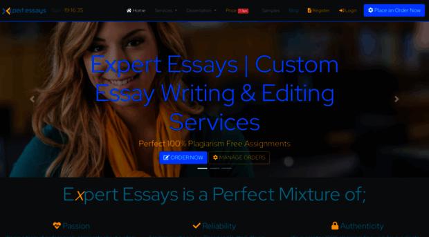 essay experts inc