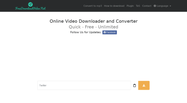 ezdlvid com FREE Online Video Downloader and Converter | Easily