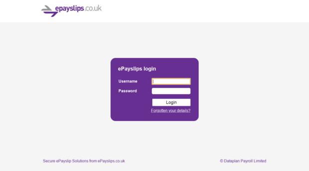 faccendafoods epayslips co uk - ePaysafe - Online Payroll