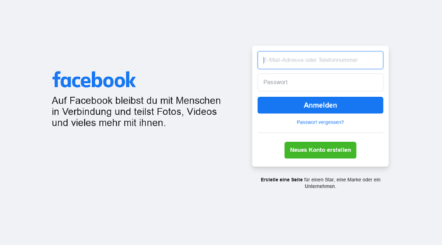willkommen bei facebook anmelden registrieren und mehr