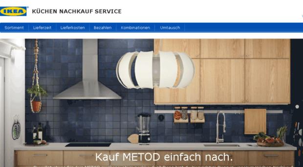 Faktum Nachkauf Ikea De Ikea Faktum Nachkauf Service Faktum